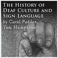 essays on deaf culture We thank the deaf and hearing colleagues, community members, and other  public health professionals who motivated us to write this essay.